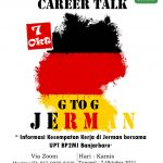Career Talk G to G Jerman